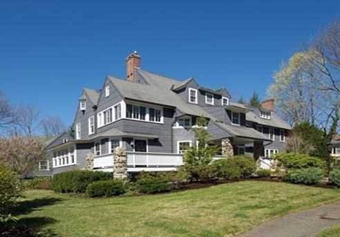 21 Livermore Road is on the market in Wellesley for $3.5 million.