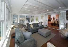 Unique carriage house with high ceilings and full bath only add to this exceptional property.
