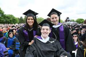 Classmates have created a scholarship in Matt Brown's name that has raised $60,000 so far.