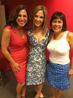 Cindy, Erika and Gail Fine