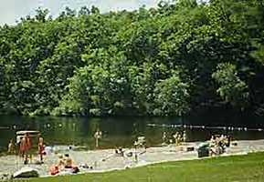 Ashland State Park: If you're looking for more than just hiking, Ashland State Park offers swimming, fishing, and picnicking opportunities. Location: 162 W Union St, Ashland, MA 01721