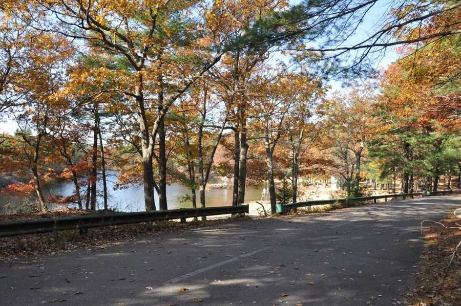 Breakheart Reservation: A rich, cultural history, this Saugus reservation has seven rocky hills with vistas of Boston, southern New Hampshire and central Massachusetts. Location:177 Forest St, Saugus, MA 01906