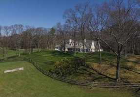 34 Black Brook Road is on the market in Hamilton for $2,600,000.