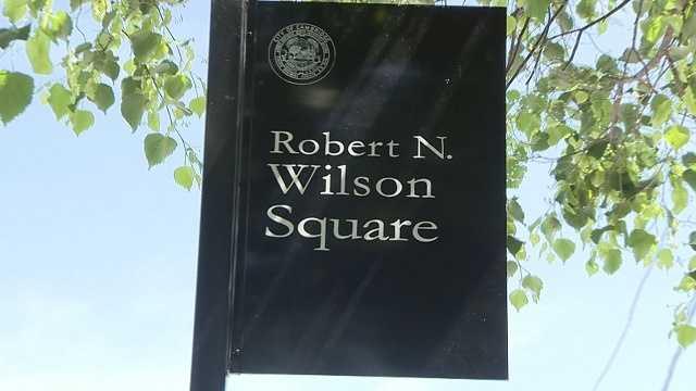 Bob Wilson Square.JPG