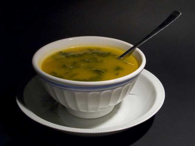 Chicken noodle soup: A packet of chicken noodle soup equals 2696 mg of sodium.