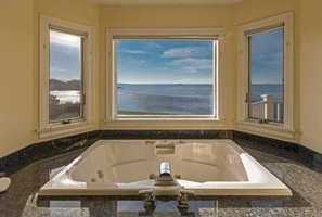 Spectacular location with breathtaking water views & sunsets.
