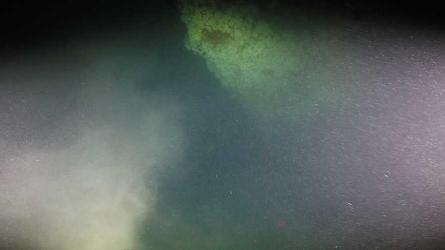 The wreck of the Italian ocean liner the Andrea Doria off Nantucket may be more badly deteriorated than previous sonar images suggest, with its bow nearly broken off, a team of undersea explorers said Monday.