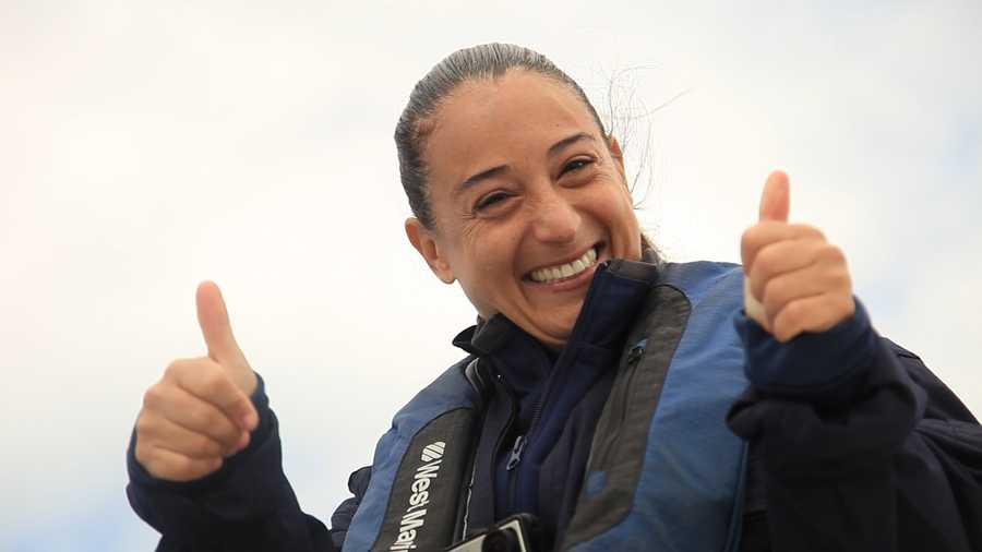 Mission Specialist Renata Rojas