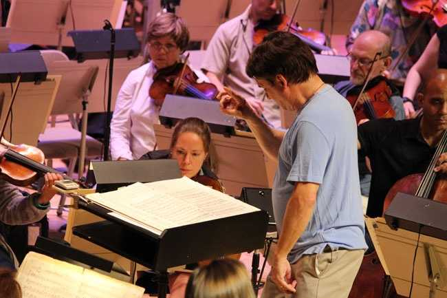 Keith Lockhart is the 20th conductor of the Pops, a job he has held since 1995.