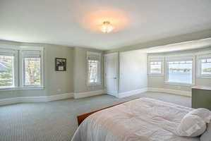 The family/guest areas feature 3 large bedrooms with sitting areas.