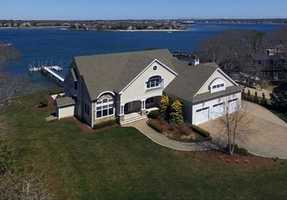 12 Widows Cove Lane is on the market in Wareham for $2,345,000.