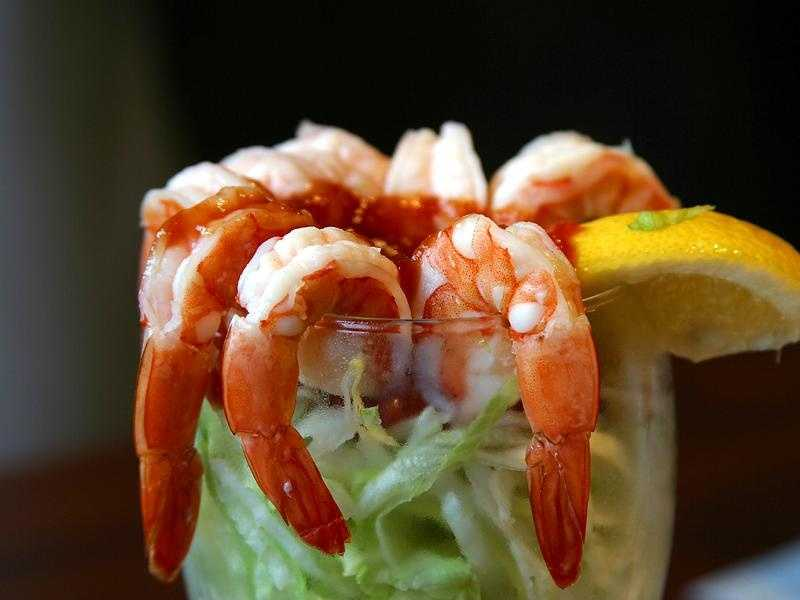 Shrimp cocktail is a great appetizer for a party. Packed with protein and low on calories, it's a great compliment for meals in the summer.