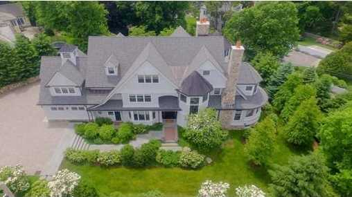 201 Highland Street is on the market in Newton for $5,480,000.