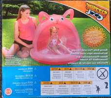 Shallow water, like baby pools, pose a potential for drowning, W.A.T.C.H. warns. Children can drown in as little as two inches of water.