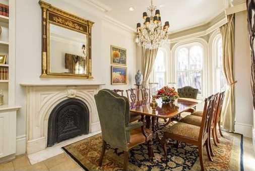 This unique and beautiful property offers approx. 3837sf of exquisite architectural details.