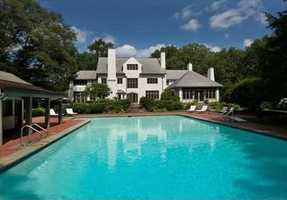 8 Conant Road is on the market in Weston for $4,747,000.