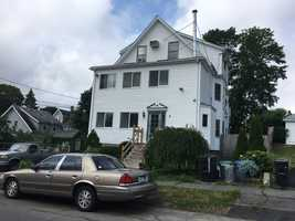 Atherton was shot inside a home on Congress Street in Stoneham, officials said.