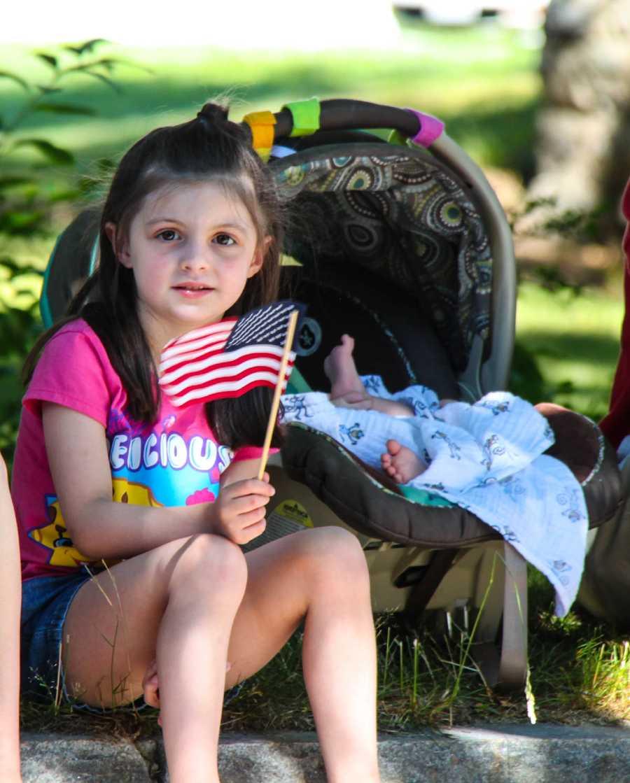 Boxford, Massachusetts Fourth of July Parade. July 4, 2016