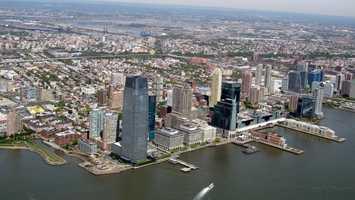 15. Jersey City, New Jersey