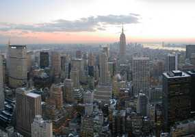 1. New York, NY