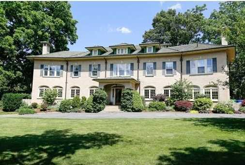 734 Centre St. is on the market in Newton for $2,280,000.