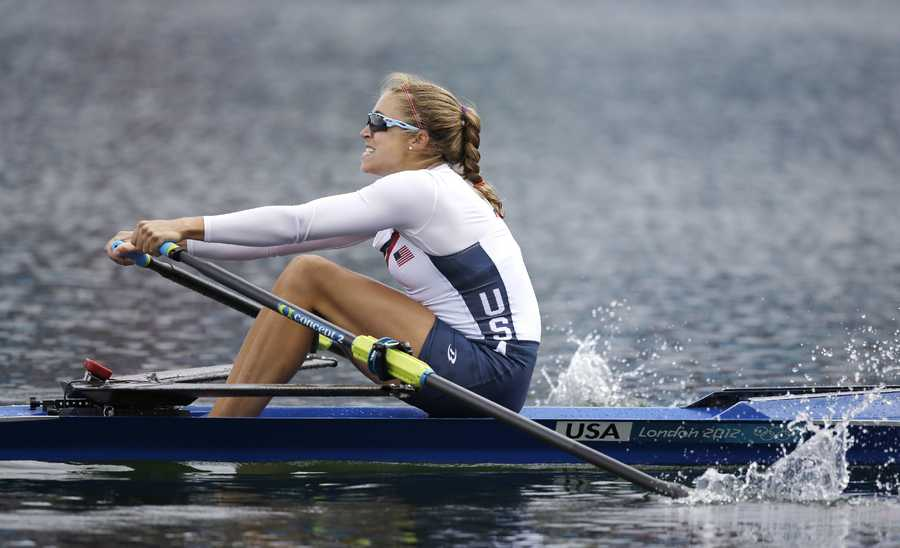 Gevvie StoneHometown: NewtonEvent: Rowing, Single scullsDate of birth:July 11, 19857th place in London 2012 Olympic Games, 4th in 2015 World Championship