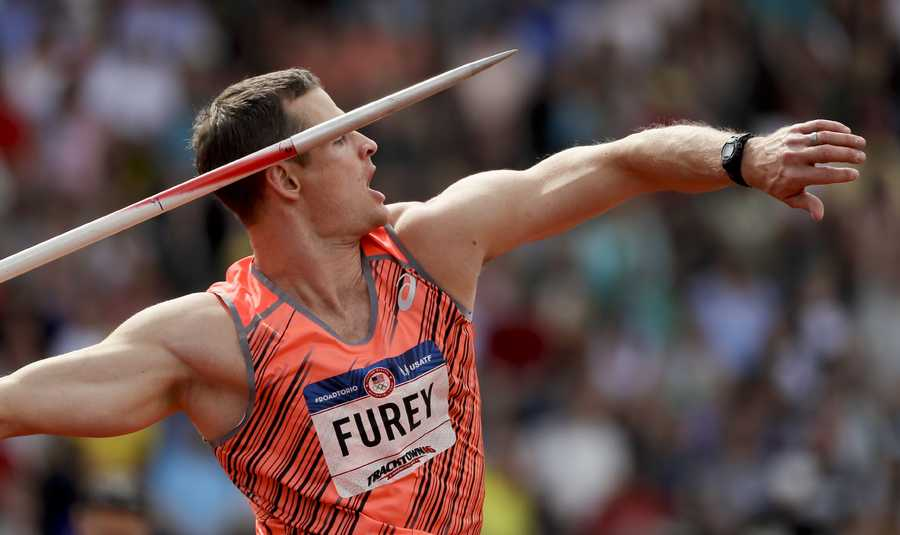Sean FureyHometown: MethuenEvent: Track and Field, Javelin ThrowDate of birth:Aug. 31, 198237th in London 2012 Olympic Games, 5th in 2015 Pan American Games