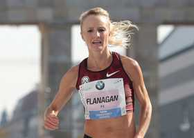 Shalane FlanaganHometown: MarbleheadEvent: Track and field, marathonDate of birth:July 8, 1981Olympian in 2004, 2008, 2012 and winner of bronze medal in Beijing 2008 Olympic Games