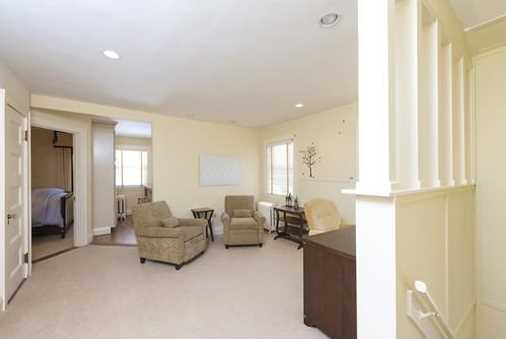 The 2nd level has a flexible floor plan & includes a lovely master suite w/French doors to patio, 3/4 bedrooms, office and an in-law suite.