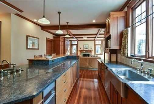 One of Wellesley's most admired Arts & Crafts Country Club homes sited on .75 acres of land!!!