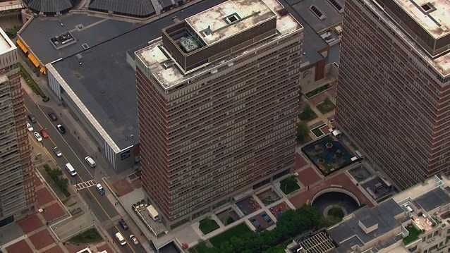 Body Found At Apartment Complex In Prudential Center - Prudential center boston apartments