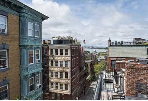 The desirable south slope location is steps away from the shops on Charles St, Louisburg Sq, the Public Garden & Boston's Financial, Cultural & Historic districts.