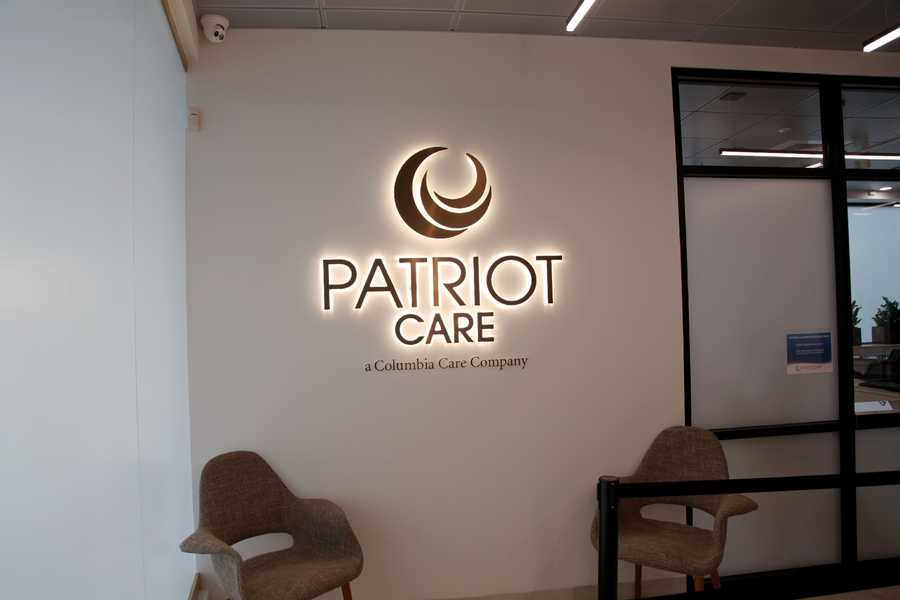 Patriot care is located on Milk Street.
