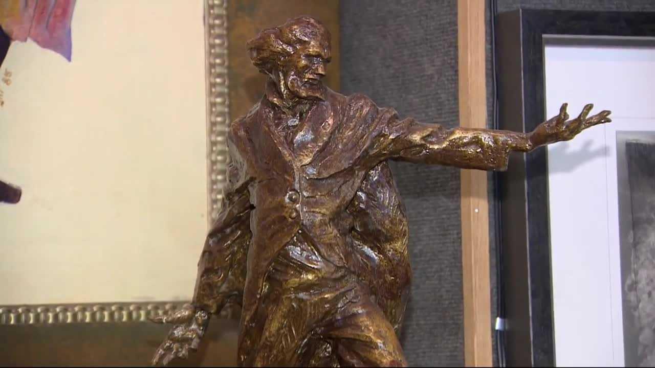 Memorializing Frederick Douglass