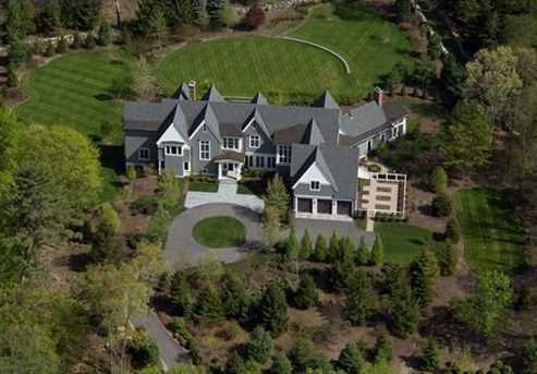 80 Highland Street is on the market in Weston for $11,500,000.