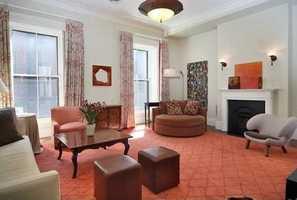 9 Walnut Street is on the market in Boston for $8,250,000.