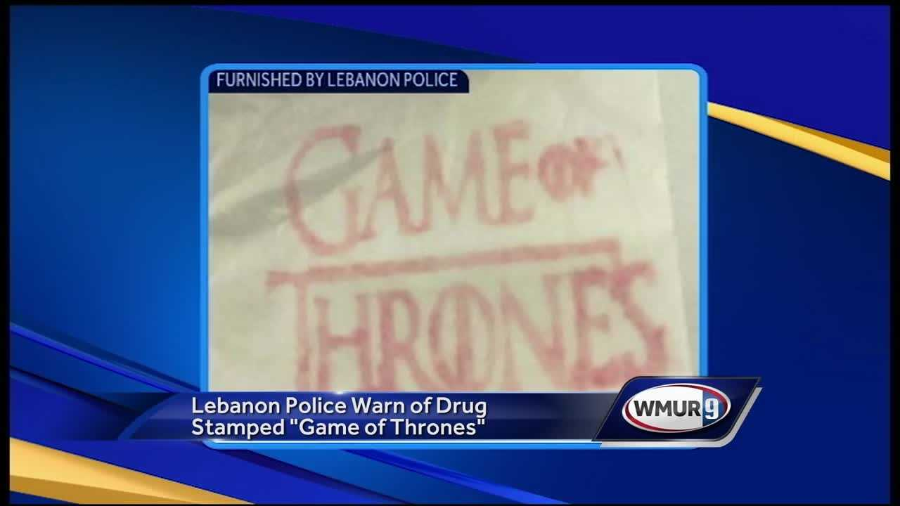"Police say someone almost died from using a brand of heroin labeled ""Game of Thrones"" – and the same brand could be leading to other overdoses in Vermont."