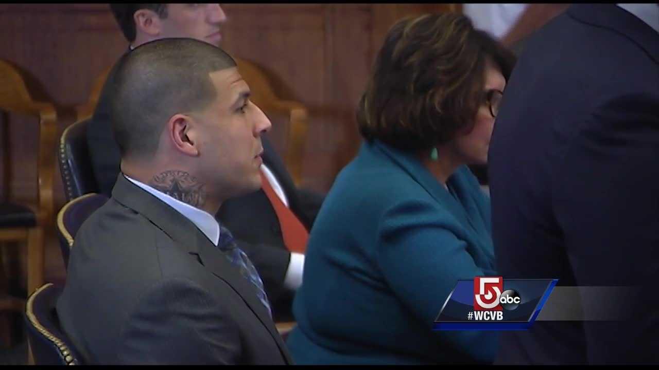 Trial date set for Aaron Hernandez in double homicide case