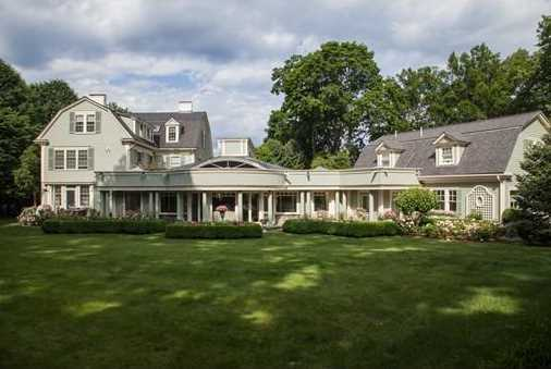 10 Livermore Road is on the market in Wellesley for $3,299,000.