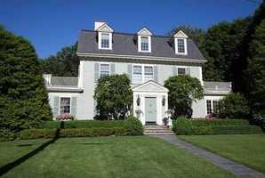 This home has been restored to perfection while maintaining the beauty of the original charm.
