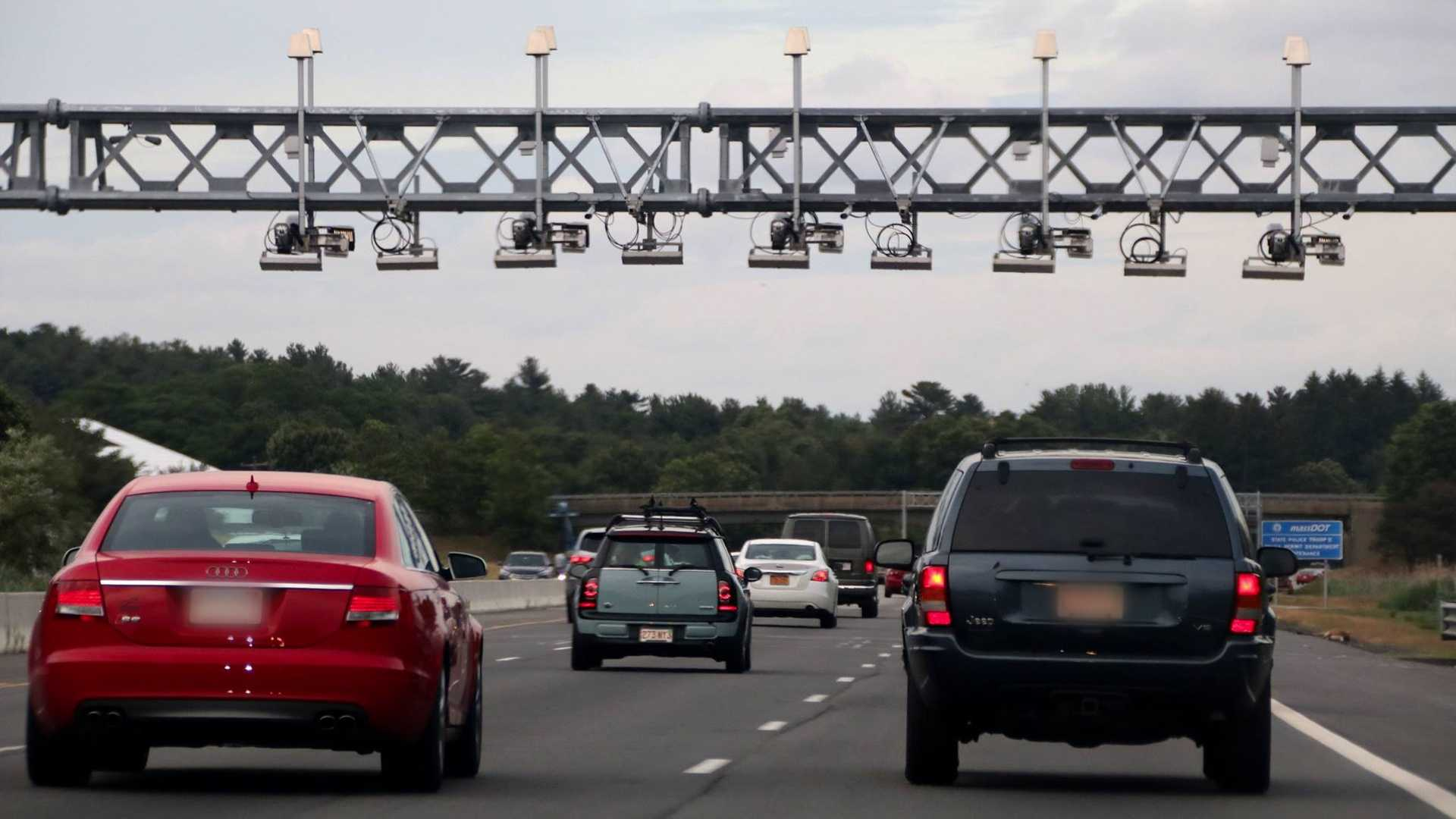 Sensors like these will charge your E-ZPass or take a picture of your vehicle's plate and mail a bill to where the car is registered.   Prices for tolls will now depend on how you pay the tolls -- and what state your E-ZPass is from.