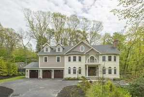 160 Princeton Road is on the market in Brookline for $4,280,000.