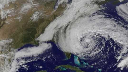 Superstorm Sandy was the last storm to have a major impact on New England. The brunt of it was felt in New York City, New Jersey and parts of Connecticut and Rhode Island.