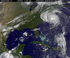 In 2010, Hurricane Earl did not make land, but did bring heavy rain and large waves to the Cape Cod region.