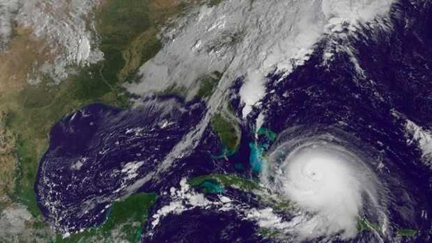 Joaquin was expected to strike New England, but stayed offshore and produced high surf off Cape Cod and the Islands.