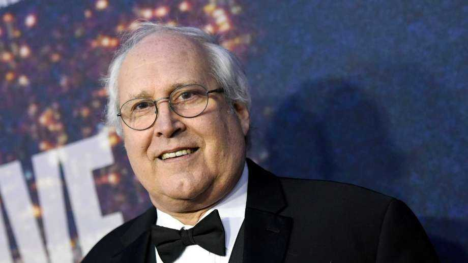 "In this Feb. 15, 2015 file photo, Chevy Chase attends the SNL 40th Anniversary Special at Rockefeller Plaza, in New York. Chase has checked into a rehab facility in Minnesota for treatment for an alcohol problem. Chase's publicist Heidi Schaeffer said Monday, Sept. 5, 2016, that Chase is at Hazelden Addiction Treatment Center for what she calls a ""tune-up"" in his recovery."