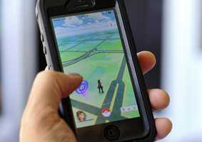 Pokemon Go, which overlays virtual characters into the real world, is reminiscent of the mobile hologram technology used by Star Trek Voyager's doctor.