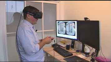 Two modern day items show resemblance to the Star Trek holodeck, introduced in The Next Generation: Virtual reality is the first, with several modern companies competing to take 360-degree video and game experiences into the mainstream.