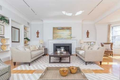 191 Commonwealth Ave. #61 is on the market in Boston for $4,999,000.