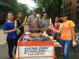 Event: Dancing Elotes ExperienceHost: Veronica Robles Cultural CenterDate: Oct. 5 - 2:30 - 6:30 p.m.Link: http://www.artweekboston.org/event/dancing-elotes-experience/